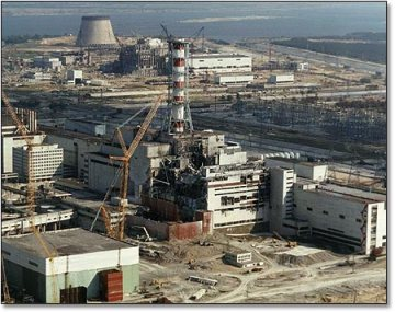 Design for plutonium production meant Chernobyl was uncontained